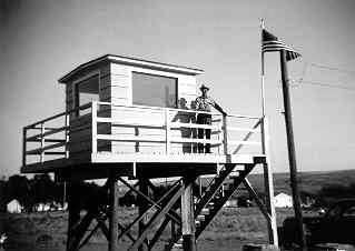 1955 WarPlane lookout