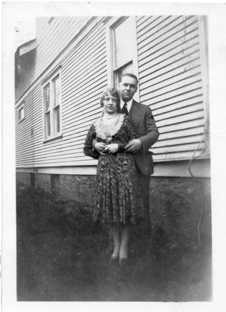 Russel & Mabel '31