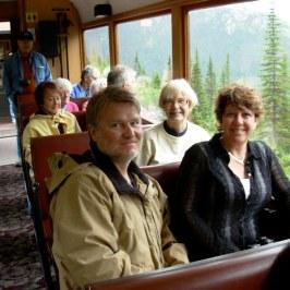 Alaska D&H&P train