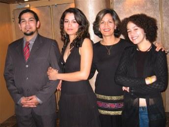 Mitra's family