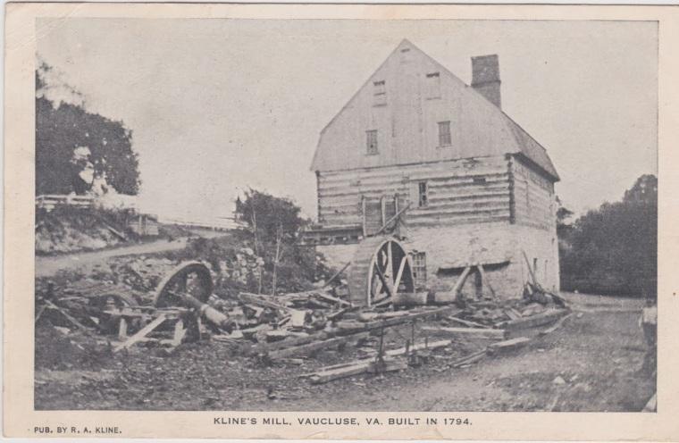 Klines-Mill-Postcard_front_web-1