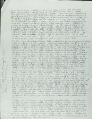 Dorothy Letter 2