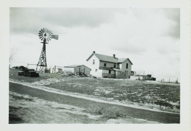 Elmore house 1944