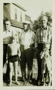Harry Bob Elmer Carl Clif