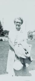 Mabel Lind 1954