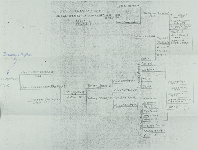 Mable mother family tree
