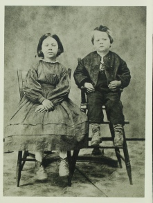 martha and emery 1863