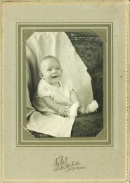 Pat as Baby '32