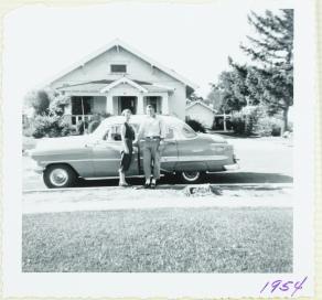 Pat Loren 1954