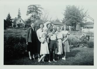 Roning women '48