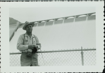 Russel Grand Coulee '50