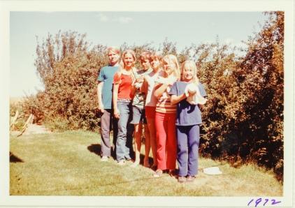 six kids b 1972