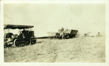 Threshing machine '20