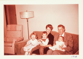 Woodside family '60